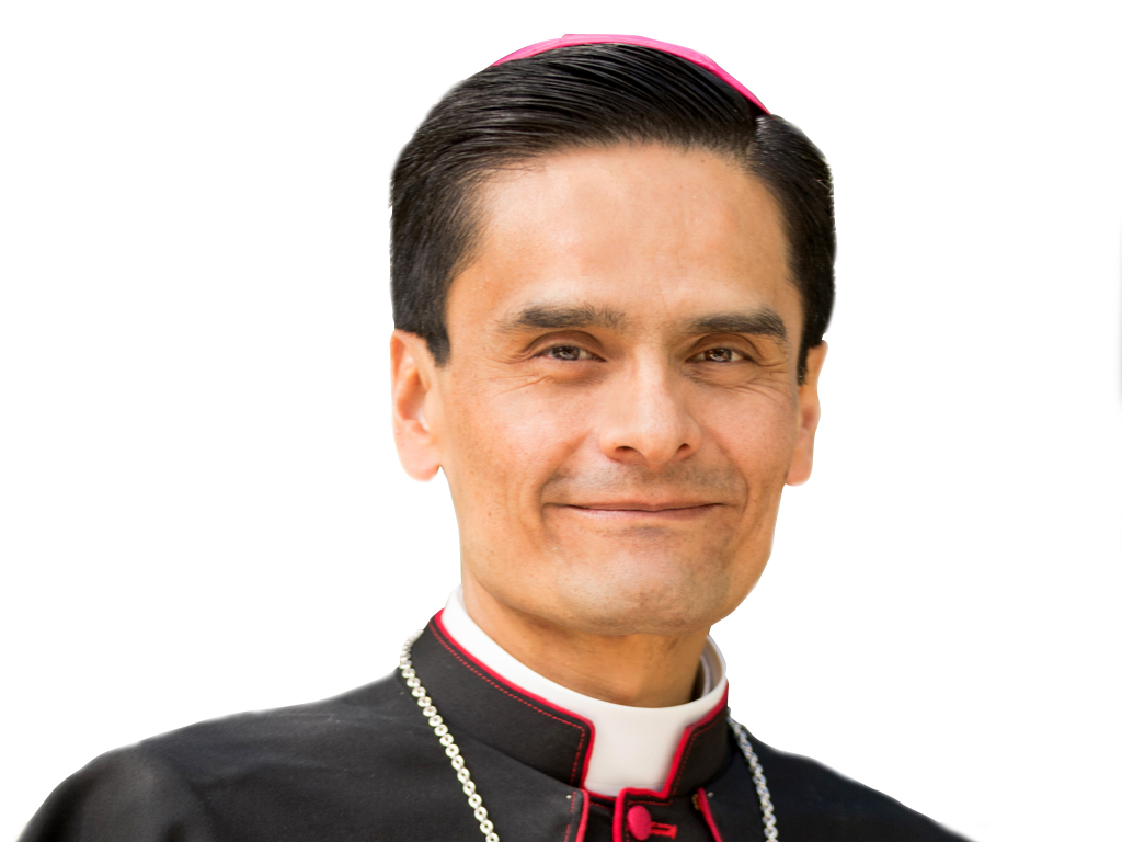 Mons. Luis Manuel Pérez Raygoza