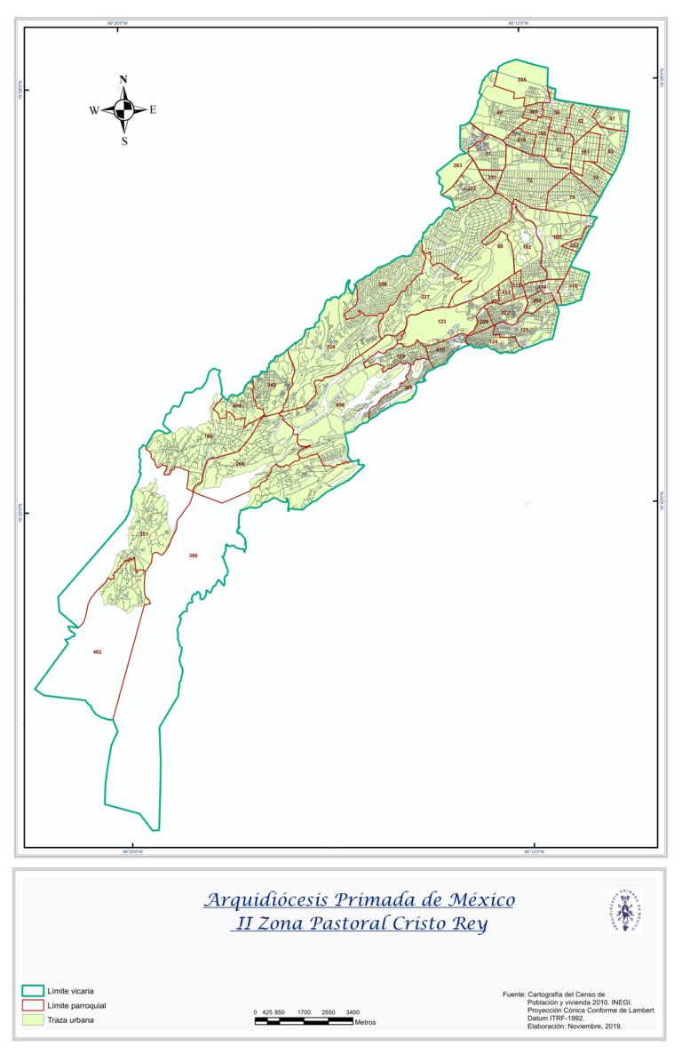 II Zona Pastoral