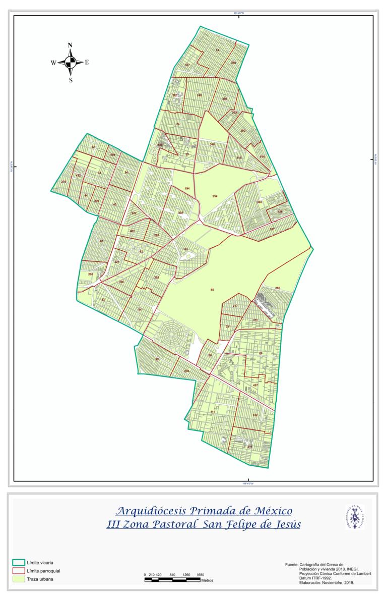 III Zona Pastoral