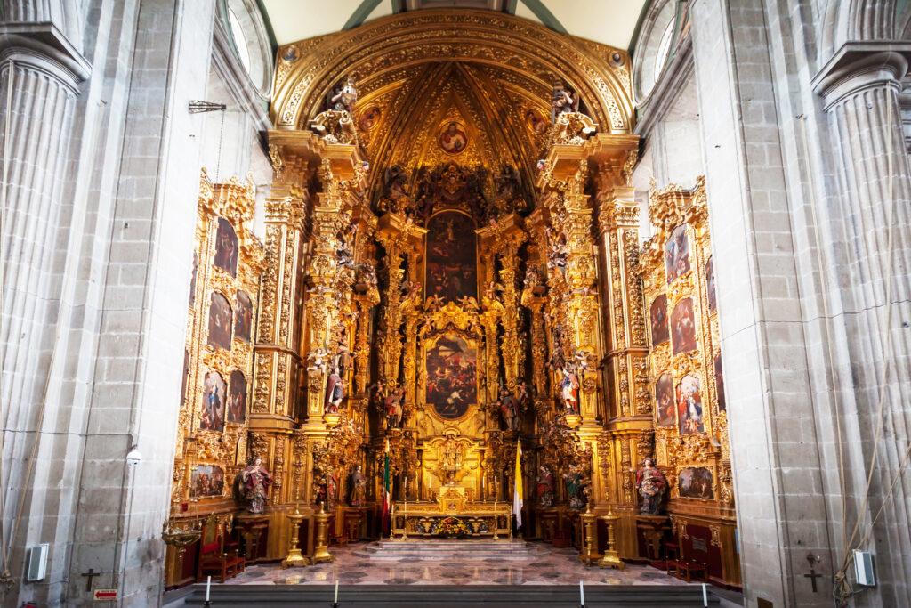 Altar de Reyes