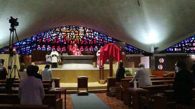 Liturgia De La Pasión Del Señor, Semana Santa 2021.