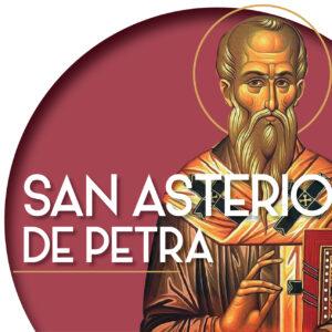 S. Asterio de Petra