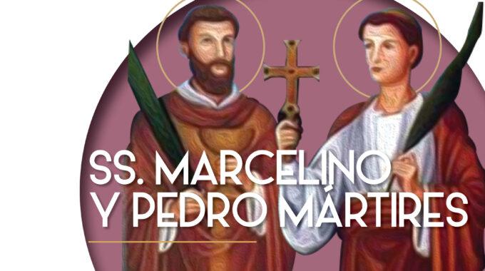 Ss Marcelino Y Pedro
