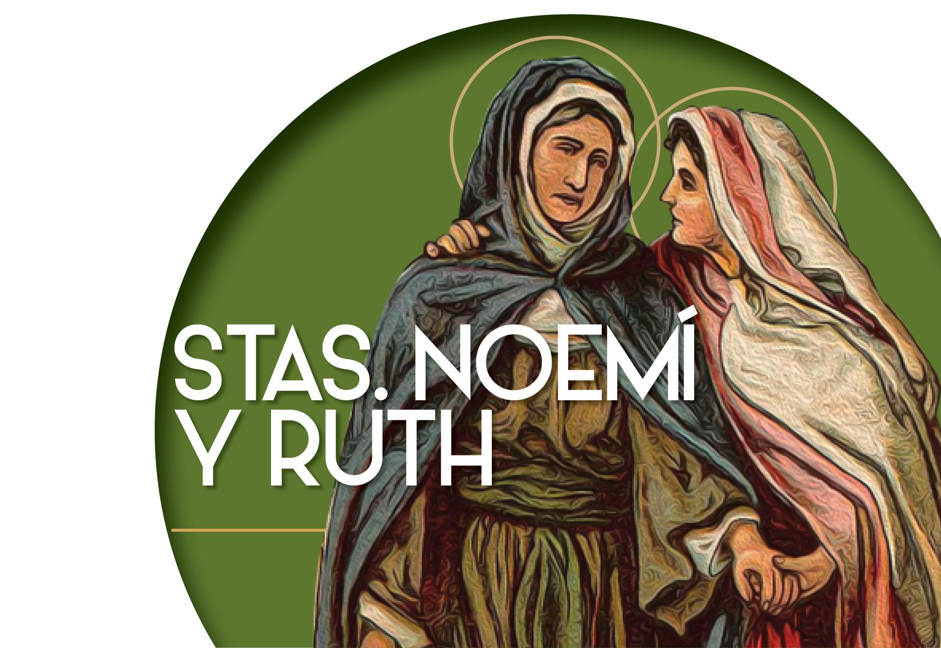 Stas. Noemí y Ruth