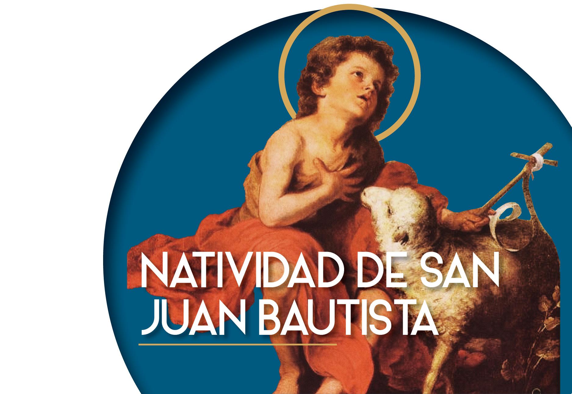 Natividad de S. Juan Bautista