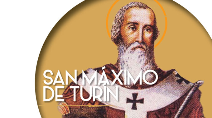 S. Máximo De Turín