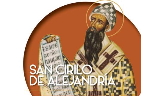 S. Cirilo de Alejandría