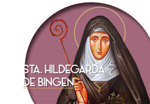 Sta. Hildegarda de Bingen