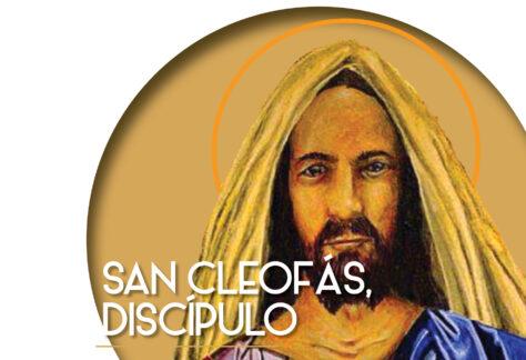 S. Cleofás, discípulo