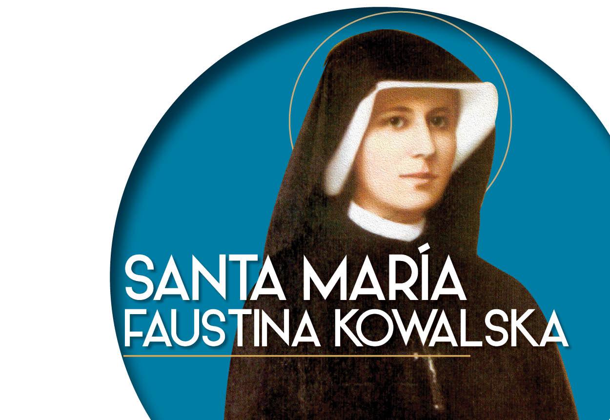 María Faustina Kowalska.