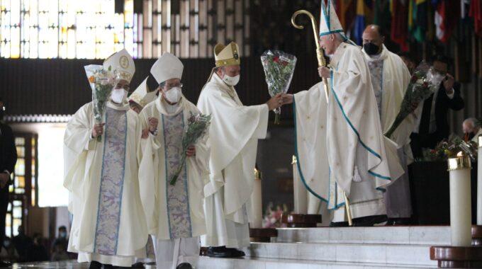 Misa De Las Rosas 2021. Foto: Basílica De Guadalupe.